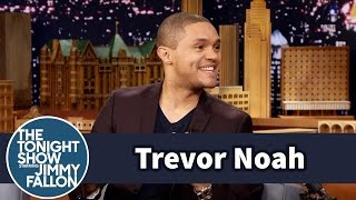 Download Trevor Noah's Drunk Friends Got Him into Stand-Up Video