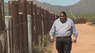Download Стена между Мексикой и США может «разрезать» пополам резервацию индейцев (новости) Video