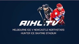 Download Melbourne Ice @ Newcastle Northstars (24/06/2018) Video