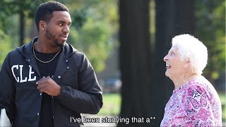 Download Grandma Pranks College Kids at Ohio State | Ross Smith ft. BigDawsTV Video