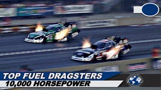 Download 5 Minutes of 10,000 Horsepower, 300 MPH   Top Fuel Dragsters & Funny Cars Video