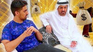Download MEET MONEYKICKS FATHER *DUBAI BILLIONAIRE* !!! Video