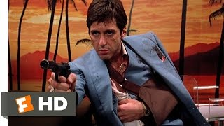 Download Scarface (1983) - Every Dog Has His Day Scene (4/8) | Movieclips Video