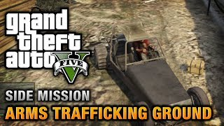 Download GTA 5 - Arms Trafficking Ground Video