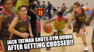 Download Kid Gets CROSSED, Then SHUTS THE GYM DOWN!! | Jack Tatman Shows HEART & PERSISTENCE Video