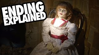 Download ANNABELLE CREATION (2017) Ending Explained + Conjuring Series Connections Video