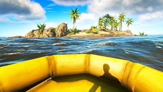 Download THE NEW RAFT GAME! (Stranded Deep) Video
