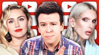 Download Jeffree Star, Miley Cyrus, Trump and Everything California Fires, VA ″Trainwreck″ Glitch, & More... Video