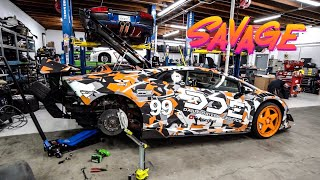 Download LAMBORGHINI HAS UNEXPECTED CATASTROPHIC SHOCK FAILURE! Video
