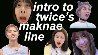 Download Twice Parallel Universe: Intro to the Maknae Line Video