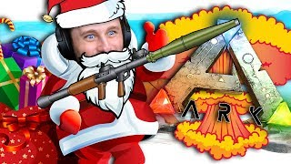 Download ARK: SURVIVAL EVOLVED - THE CHRISTMAS RAID?! Video