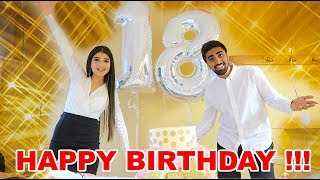 Download SURPRISE 18TH BIRTHDAY PARTY *EMOTIONAL* !!! Video