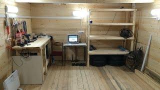 Download Мой гараж своими руками/My garage their hands Video