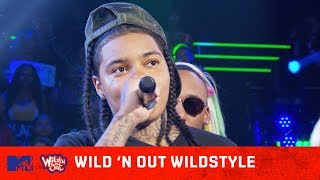 Download Young M.A & Erica Mena Go At It w/ Nick & The Red Squad 🔥 | Wild 'N Out | #Wildstyle Video