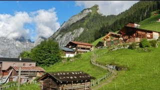 Download Gimmelwald, Switzerland: Best of the Alps Video