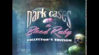 Download Dark Cases: The Blood Ruby Collector's Edition Gameplay Trailer & Download Video