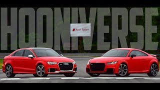 Download First Drive: 2018 Audi TT RS and 2018 Audi RS3 Video