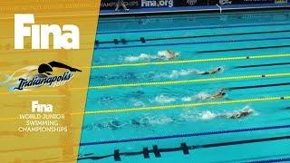 Download LIVE - Day 1 / Heats - FINA World Junior Swimming Championships Video