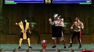 Download Mortal Kombat Bloopers 2 Video