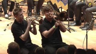 Download The Wind Beneath My Wings European Youth Brassband 2016 conductor Erik Janssen Video