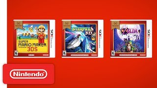 Download Nintendo Selects for Nintendo 3DS - Even More Games at a Great Price! Video