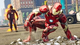Download THE FLASH vs IRON MAN! Video