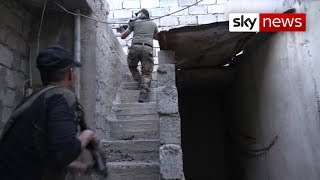 Download Battle for Mosul: Snipers, car bombs and trapped families Video
