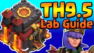 Download Clash of Clans: TH9.5 Th10 LAB RESEARCH GUIDE (January 2017) ULTIMATE!!! Video