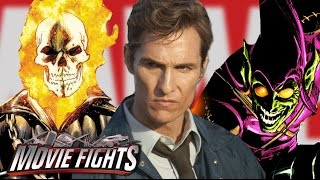 Download McConaughey in the Marvel Universe?! - MOVIE FIGHTS! Video