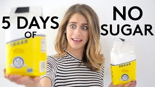 Download 5 Days of No Sugar | Try Living With Lucie | Refinery29 Video