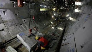 Download Terowongan MRT Jakarta 360 Derajat Video