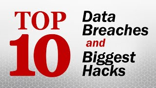 Download Top 10 Data Breaches - Biggest Hacks Video