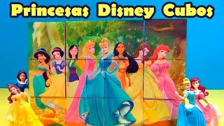 Download Princesas Disney - Cubos - Quebra-cabeça - Lindo demais #TiaCris Video