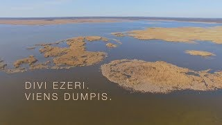 Download DIVI EZERI. VIENS DUMPIS Video