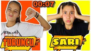 Download RENGİNE GÖRE SON YİYEN KAZANIR 🏆 Eğlenceli Video Video