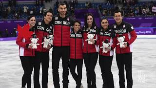 Download Canada wins first gold medal of the Winter Olympics Video