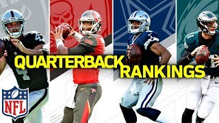 Download Ranking the NFL QB's from Worst to First | NFL Highlights Video