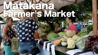 Download Matakana Farmer's Market New Zealand Video