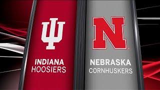 Download Indiana at Nebraska - Men's Basketball Highlights Video