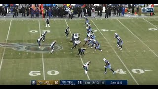 Download The Tennessee Titans Clinch The Wild Card - Defense Steps Up Big - Mariota Stiff Arm Video