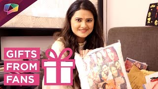 Download Kratika Sengar Dheer Receives Gifts From Her Fan | Gift Segment Video