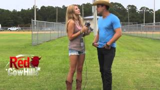 Download Dustin Lynch Interview w/ Cadie Hill @ Country Rocks The Beach Video