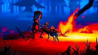 Download a girl and a dog survive in a flood | The Flame in the Flood Video