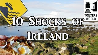 Download Visit Ireland - 10 Things That Will SHOCK You About Ireland Video
