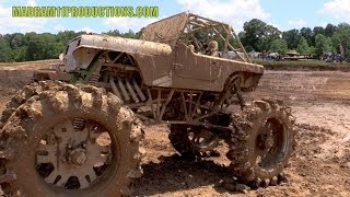 Download 2000 HORSEPOWER FARM JEEP Video