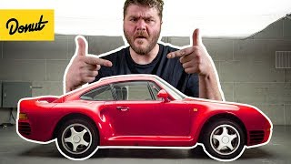 Download Porsche 959 - Everything Inside and Out | Bumper 2 Bumper Video