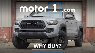 Download Why Buy? | 2017 Toyota Tacoma TRD Pro Review Video