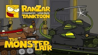 Download Tanktoon: The Monster Lair. RanZar Video