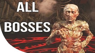 Download DOOM 4 - All Boss Fights Video