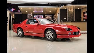 Download 1989 Chevrolet Camaro IROC Z28 For Sale Video